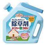 (まとめ)アース製薬 アースガーデンおうちの草コロリ 6L 1本 【×3セット】