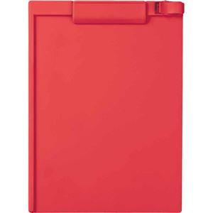 (まとめ)セキセイ クリップボード A4タテ ピンク SSS-3056P-PK 1セット(10枚) 【×3セット】 - 拡大画像