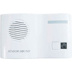 (まとめ)リーベックス トイレの音消し 水の音センサーサウンド TLS1 1台 【×5セット】 - 拡大画像