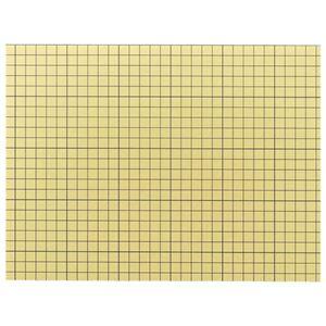 (まとめ)TANOSEE のり付パネル A4 302×227×5mm 1ケース(10枚) 【×5セット】 - 拡大画像