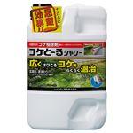 (まとめ)レインボー薬品 コケとーるシャワー 2L 1本 【×5セット】