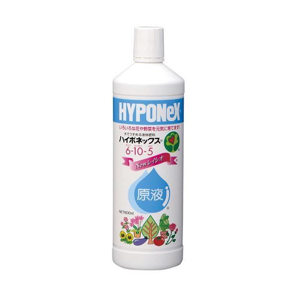 (まとめ)ハイポネックスジャパン ハイポネックス 原液 800ml 1本 【×5セット】