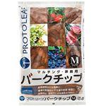 (まとめ)プロトリーフ バークチップ M 5L 1袋 【×10セット】