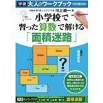 (まとめ)学研ステイフル 大人のワークブック 面積迷路 1冊 【×10セット】