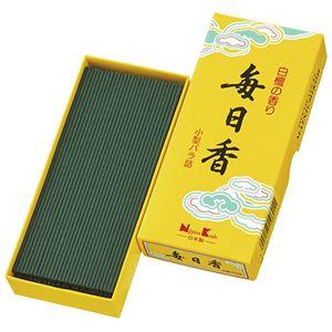 (まとめ)日本香堂 毎日香 小型 バラ詰 1箱 【×10セット】 - 拡大画像