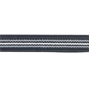 (まとめ)ライオン事務器 ゴムdeパッチバンド 幅10×長さ600mm ブラック GP-100 1個 【×10セット】 - 拡大画像