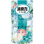 (まとめ)エステー トイレの消臭力 エアリーブーケ 400ml 1個 【×10セット】