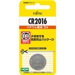 (まとめ)FDK 富士通 リチウムコイン電池 3VCR2016C(B)N 1個 【×30セット】