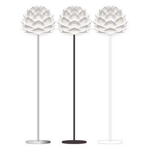 スタンドライト(フロアライト/照明器具) 北欧 ELUX(エルックス) VITA Silvia ホワイト(白)×ホワイトベース 【電球別売】 - 拡大画像
