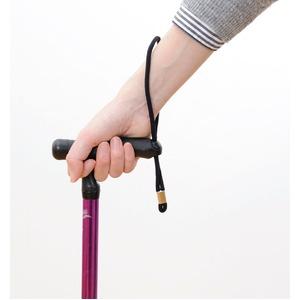 握った手が冷たくなりにくい樹脂製の持ち手 LaTata(ラタタ)-T しょうぶ