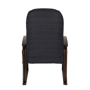 漣-さざなみ- ラタン高座椅子 リクライニングチェア ブルー