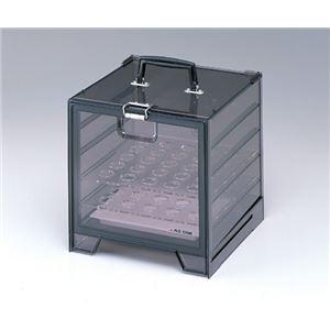 デシケーター(顕微鏡レンズ用)UDE 一般デシケーター(樹脂・アルミ・ステンレス) - 拡大画像