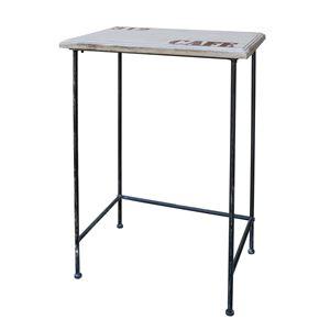 カルナック(CARNAC) アンティーク調 アンティーコサイドテーブル01 PJ011