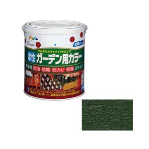 アサヒペン AP 水性ガーデン用カラー 1.6L アイビーグリーン