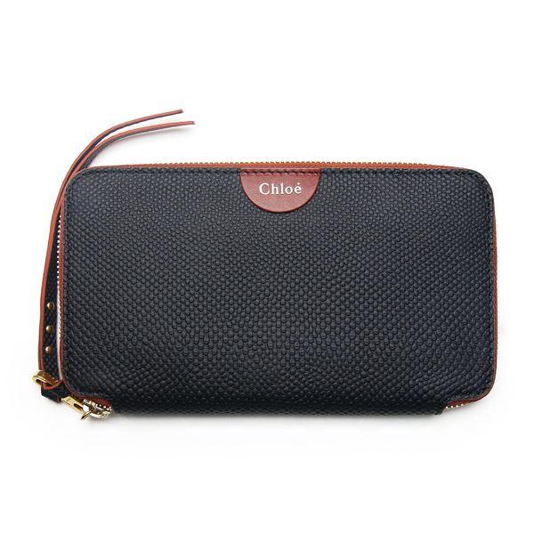 Chloe(クロエ) 3P0152 833 001 ラウンドファスナー長財布