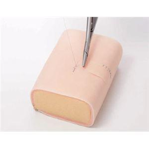 縫合トレーナー(看護実習モデル) 表皮交換式 M-195-0