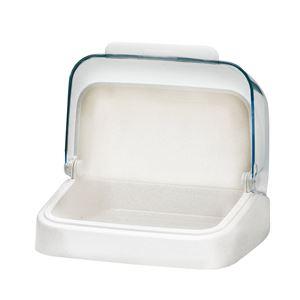 アスベル アスベル Nフォルマフード 収納ボックス ホワイト FN-22 1218 (卓上収納)