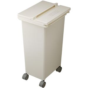 リス コンテナスタイル5 CS5-20SL ホワイト 21L (ゴミ箱)