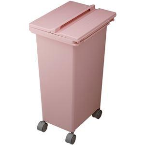 リス コンテナスタイル5 CS5-20SL ピンク 21L (ゴミ箱)