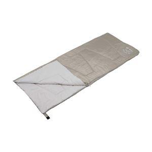 キャプテンスタッグ モンテ 洗えるクッションシュラフ カーキ UB-0025 (寝袋)