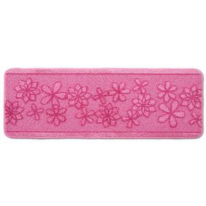 キッチンマット ベルラ 45×120cm ピンク