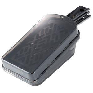 貝印 関孫六 調理器セット ( ガード付き ) レギュラー DH3333 - 拡大画像