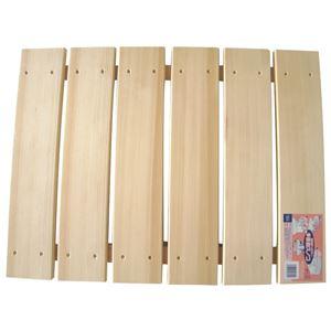 すのこ 板 木製 多目的スノコ 42×56cm No.2 (風呂 押入れ)