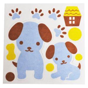 (まとめ) トイレの消臭シート/トイレ用品 【イヌ】 洗える くり返し使用可 カテキン成分配合 【×240個セット】 - 拡大画像