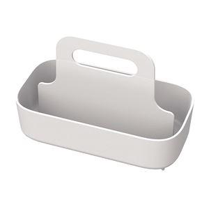オーエ スマートホーム スパイスバッグ ホワイト (調味料かご) - 拡大画像