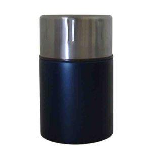 ル・ランチ フードポット ネイビー 300ml F-2475 (スープジャー フードコンテナ 保温ジャー 弁当箱 ランチ) - 拡大画像