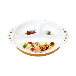 (まとめ)皿 アンパンマン 食洗機対応 ランチプレート ( 赤ちゃん お皿 ) 【72個セット】 - 拡大画像