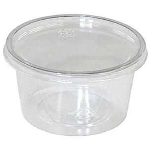 大和物産 PETカップ 直径10.1cm 260ml 50組入り 61218 - 拡大画像