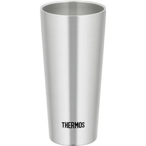 【THERMOS サーモス】 真空断熱タンブラー/カップ 【350ml】 ステンレス(S) 保温 保冷 - 拡大画像