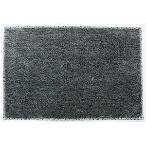 カキウチ COTY バスマット L 50×75cm グレー - 拡大画像