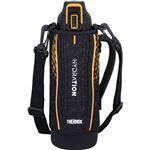 サーモス 真空断熱スポーツボトル 1L ブラックオレンジ(BKOR) FHT-1001F