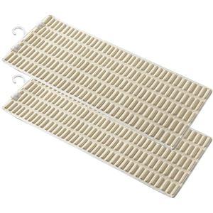 ファイン 除湿くん 立体・除湿・消臭マット クローゼット・洋服タンス用 2枚組 FIN-489 - 拡大画像