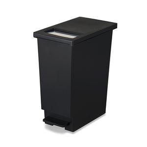 新輝合成 ユニード プッシュ&ペダル45S 45L ブラック - 拡大画像