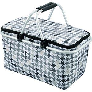 カクセー たためる ピクニック 保冷バッグ ベーシック - 拡大画像
