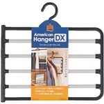 ハンガー ズボン用 アメリカンハンガー DX (ボトムハンガー ズボンハンガー パンツハンガー)
