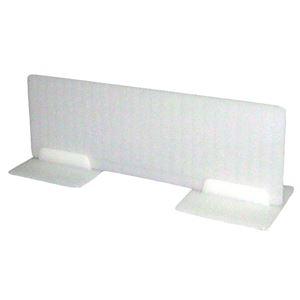 吉川国工業所 サッ取り 仕切り板 S ホワイト ST-04 - 拡大画像