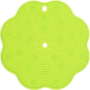 和平フレイズ ジークック シリコーンマット(吸盤付き) 20.5×20.5cm GC-231 - 拡大画像