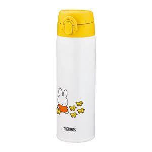 サーモス 調乳用ステンレスボトル 【500ml ミッフィー】 JNX-502B - 拡大画像