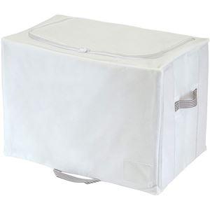 東和産業 My Simple Closet. 棚上すっきり収納 (掛けふとん用) 85690