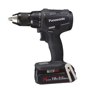 Panasonic(パナソニック) EZ79A2PN2G-B 18V充電振動ドリル&ドライバー(黒) - 拡大画像