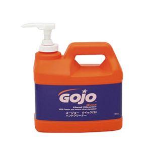 GOJO(ゴージョー) 0958 クイック(S) ハンドクリーナー ポンプボトル 1890ML - 拡大画像