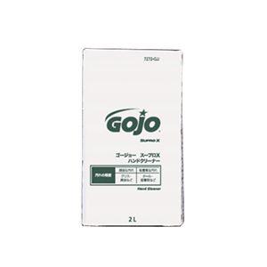 GOJO(ゴージョー) 7272 スープロX ハンドクリーナー ディスペンサー用 2000ML - 拡大画像