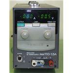 菊水電子工業 PAN110-1.5A/直流安定化電源 【中古品 保証期間付き】 電源関連機器