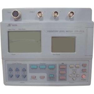 リオン VM-53A/振動レベル計(検定済証付き) 【中古品 保証期間付き】 騒音・振動測定器 - 拡大画像
