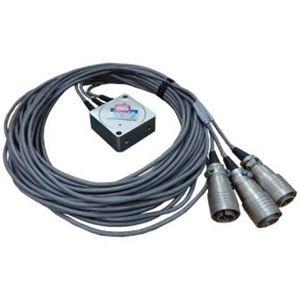 共和電業 AS-20TG/小型三軸加速度変換器 【中古品 保証期間付き】 騒音・振動測定器