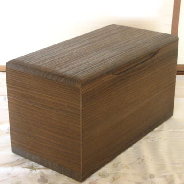 職人が一つ一つ手作りで丁寧に仕込んだ「桐の米びつ/ライスストッカー 【5kg用/焼桐】 泉州留河 日本製」